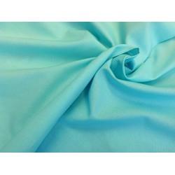 """Tela Patchwork básica lisa en tonos azul piscina. Colección """"Bella Solids"""" by Robins Egg. Moda"""