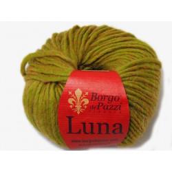 Lana Luna color verde. (Borgo di Pazzi)