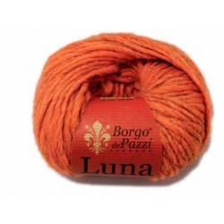Lana Luna color naranja. (Borgo di Pazzi)